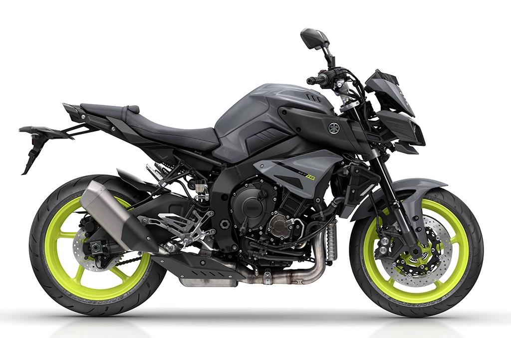 Yamaha Updates MT-07 - Roadracing World Magazine
