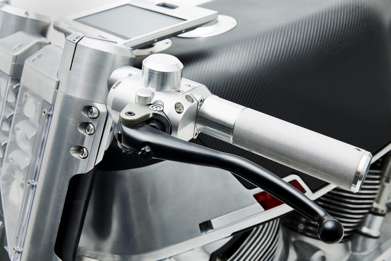 Lego Technic Für Erwachsene Vanguard Motorcycle Riser Biker