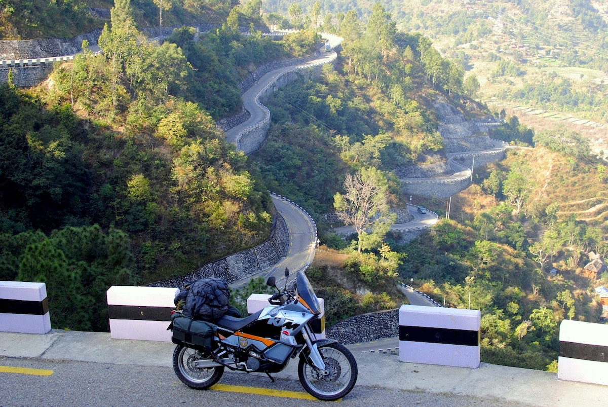 Riser japan highway nepal