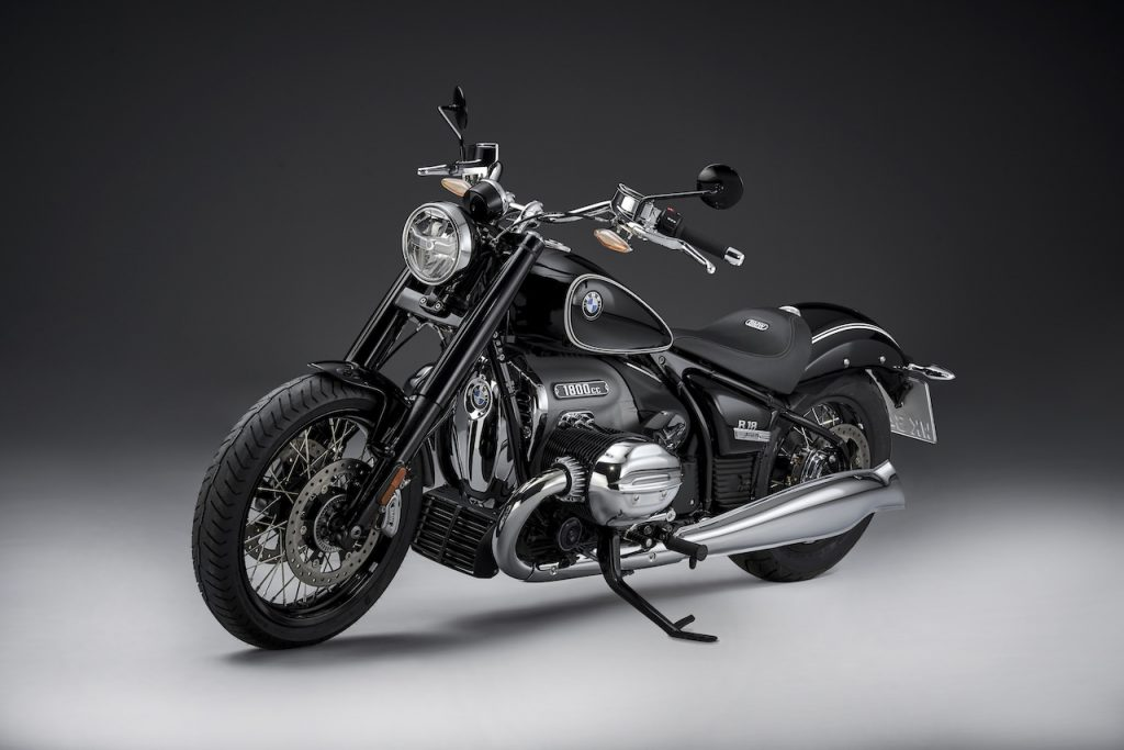 RISER Journal - BMW R18 2020
