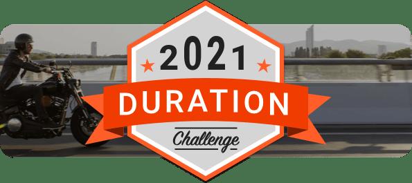 2021 Duration Challenge